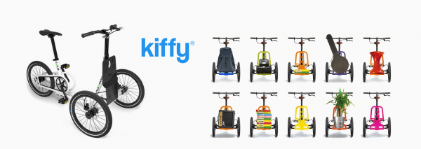 Kiffy bikes from France